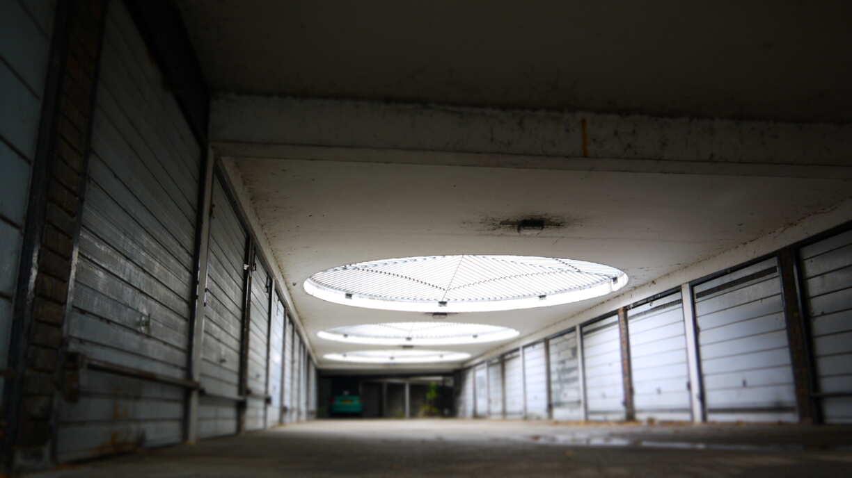 Les garages de Misfits