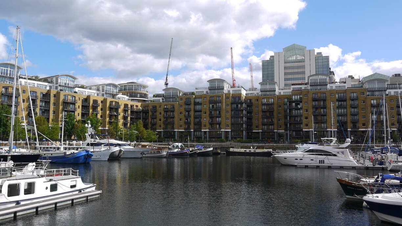 Saint Katharine Docks Marina
