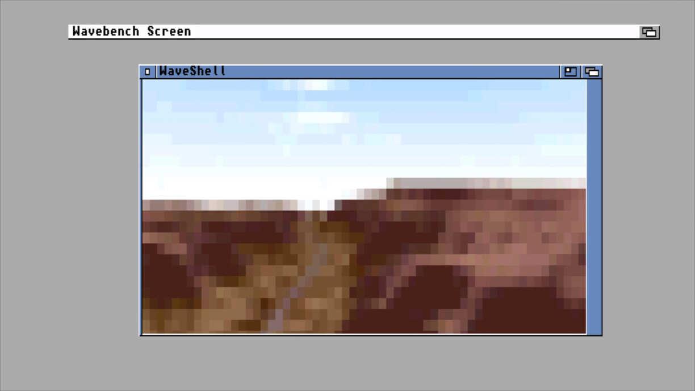 Capture d'écran de la demo