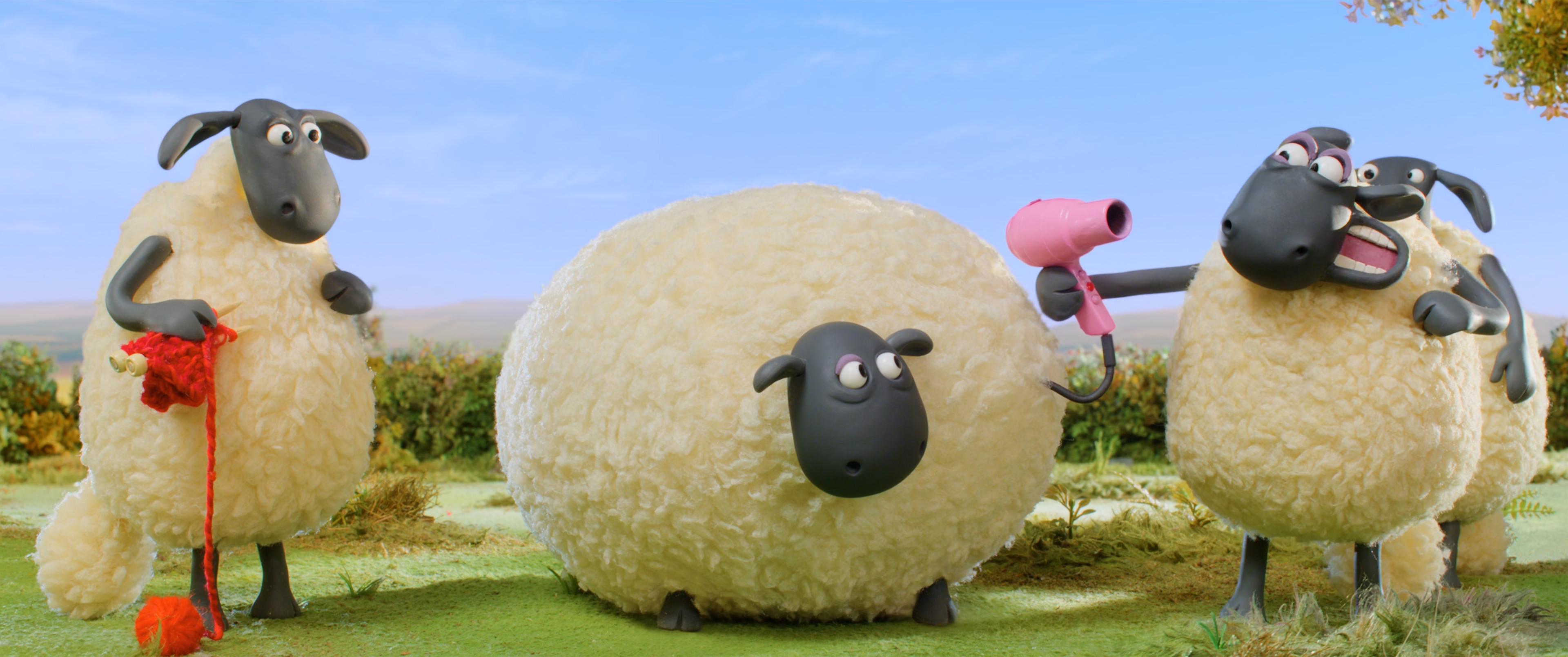 les moutons faisant les couillons